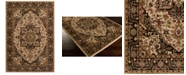 "Surya Riley RLY-5038 Dark Brown 2' x 3'3"" Area Rug"